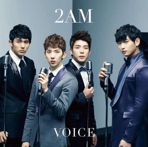 Download [Album] 2AM – VOICE [Japanese]