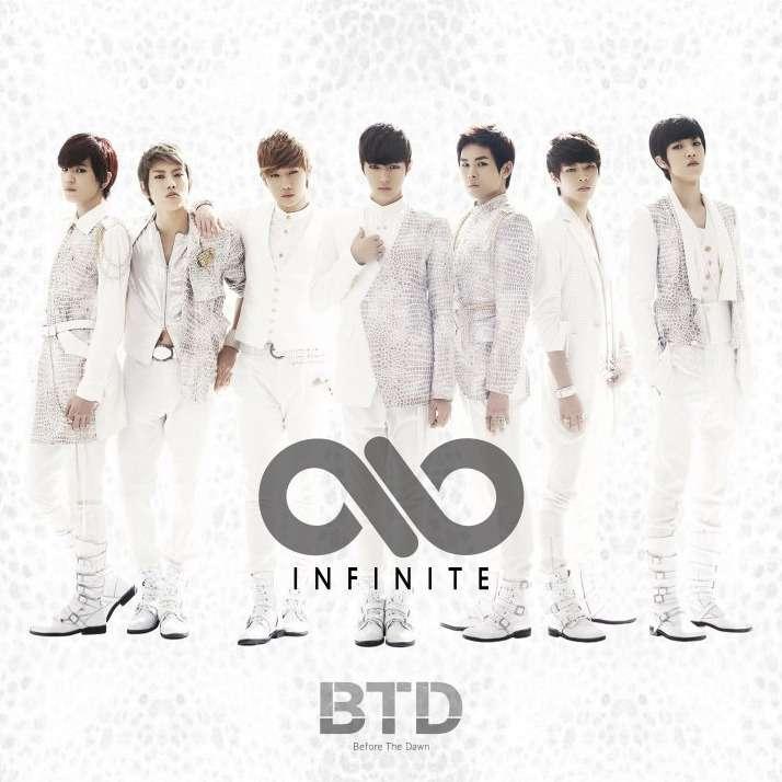 Infinite - BTD (Before The Dawn) [Japanese Ver.]